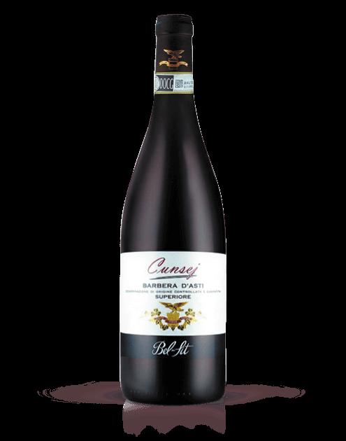 Barbera d'Asti Superiore DOCG Cunsej - Bel Sit Winery